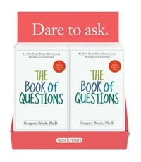 The Book of Questions 8-cc Counter Display