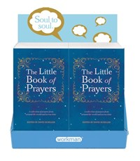 The Little Book of Prayers 8 Copy Counter Display