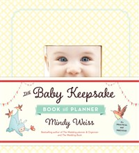 The Baby Keepsake Book and Planner