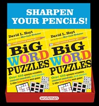 The Little Book of Big Word Puzzles 8-Copy Counter Display