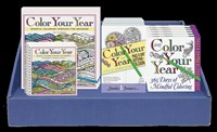 24-copy Color Your Year Calendar Assortment 1