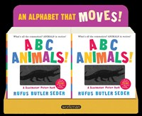 ABC Animals!: A Scanimation Picture Book 8-copy Counter Display