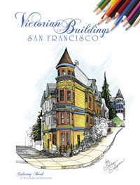 Victorian Buildings of San Francisco