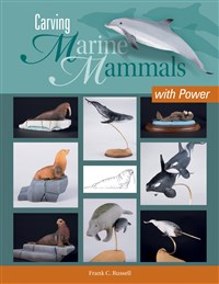Carving Marine Mammals with Power