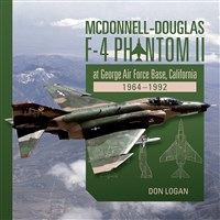 McDonnell-Douglas F-4 Phantom II at George Air Force Base, California