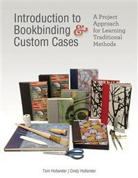 Introduction to Bookbinding & Custom Cases