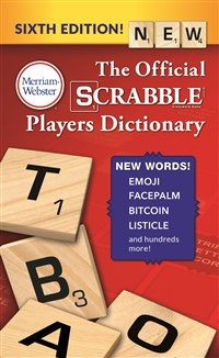 The Official Scrabble Players Dictionary, Sixth Edition