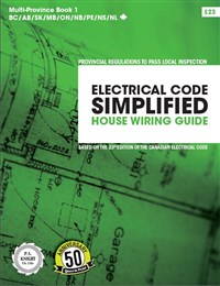 Electrical Code Simplified: Residential Wiring