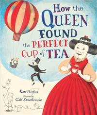 HOW THE QUEEN FOUND THE PERFEC (Hardback)