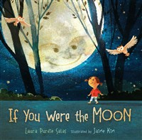 IF YOU WERE THE MOON (Hardback)