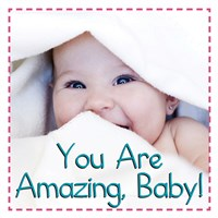 You Are Amazing, Baby
