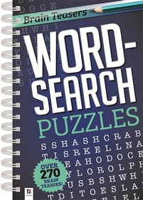 Brain Teasers: Word Search Puzzles 1