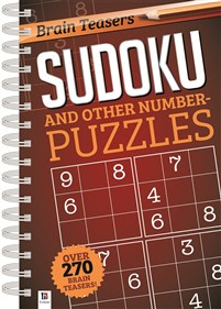 Brain Teasers Sudoku and other Number Puzzles