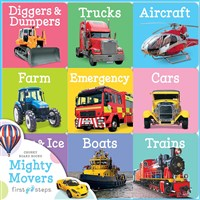 My Little Learning Library Mighty Movers (US)