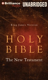 King James Version Holy Bible - The New Testament