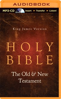 King James Version Holy Bible - The Old and New Testaments