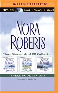Nora Roberts – Three Sisters Island Trilogy (3-in-1 Collection)