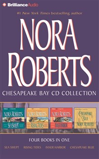 Nora Roberts Chesapeake Bay CD Collection