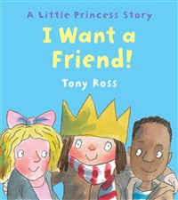 I WANT A FRIEND! (Hardback)