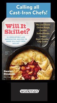 Will It Skillet? 6-Copy Counter Display