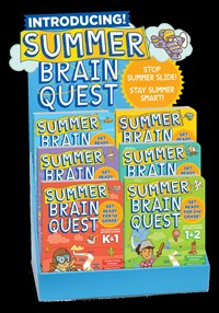 Summer Brain Quest 24-Copy Mixed Counter Display