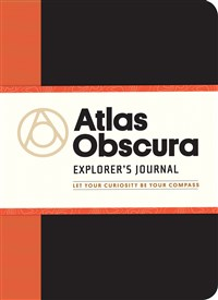 Atlas Obscura Explorer's Journal