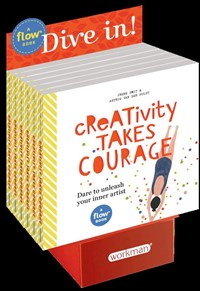 Creativity Takes Courage 6-copy counter display