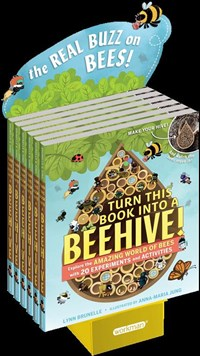 Turn This Book Into a Beehive! 6-copy counter display