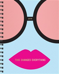 This Changes Everything 17-Month Large Planner 2019