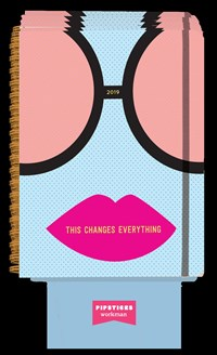 This Changes Everything 2019 Planner 3-copy counter display