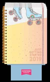 Just Getting Started 2019 Planner 3-copy counter display