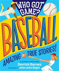 Who Got Game?: Baseball