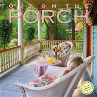 Out on the Porch Wall Calendar 2020