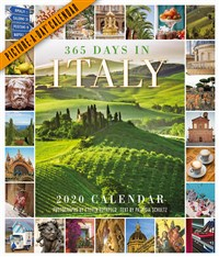 365 Days in Italy Picture-A-Day Wall Calendar 2020