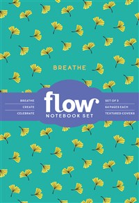 Breathe, Create, Celebrate Notebook Set