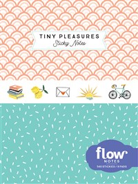Tiny Pleasures Sticky Notes