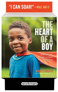 The Heart of a Boy 6-copy counter display