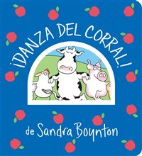 ¡Danza del corral! / Barnyard Dance! Spanish Edition