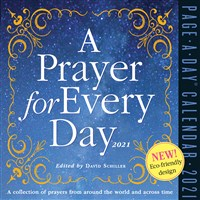 A Prayer for Every Day Page-A-Day Calendar 2021