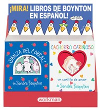 Boynton en Español 12-copy mixed counter display