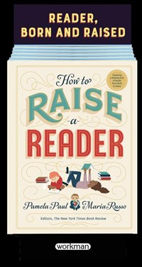 How to Raise a Reader 5-Copy Counter Display