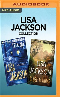 Lisa Jackson Collection - Tell Me & Close to Home