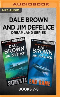 Dale Brown's Dreamland Series: Books 7-8