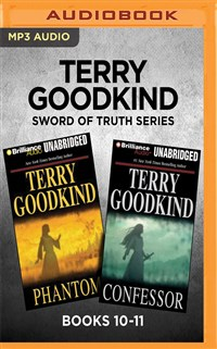 Terry Goodkind Sword of Truth Series: Books 10-11