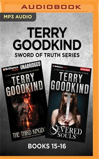 Terry Goodkind Sword of Truth Series: Books 15-16