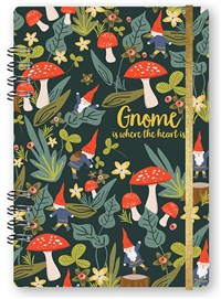 Gnome is Where the Heart Is 2019 Planner