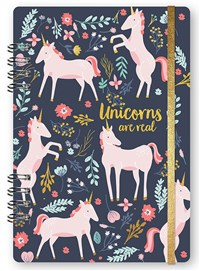 Unicorns Are Real 2019 Planner