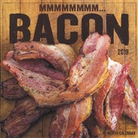 MMMMMMMM… Bacon 2019 Wall Calendar
