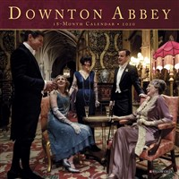 Downton Abbey 2020 Mini Wall Calendar