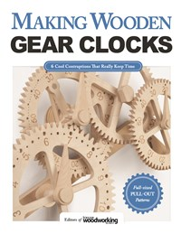 Making Wooden Gear Clocks